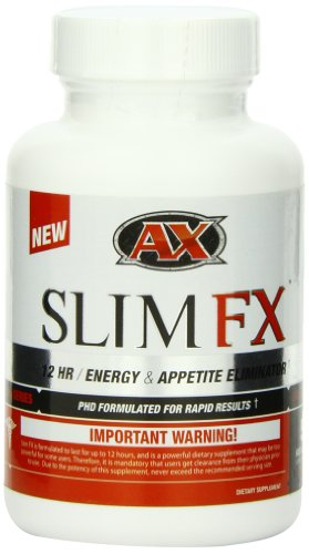 Athletic Xtreme Slim Fx Capsules, 56 Count