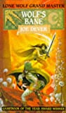 Wolf's Bane: Lone Wolf #19 (0099984407) by Dever, Joe