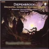Diepenbrock - Orchestral works and symphonic songs (2 CD Set)by Residentie Orchestra...