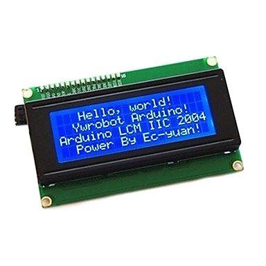 Zcl Realplay 2004Lcd 2004A Lcd 2004 Lcd Module 5V Bsod 20 X 4 Lcd