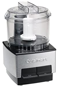 Cuisinart DLC-1SS Mini-Prep Processor, Brushed Stainless Steel