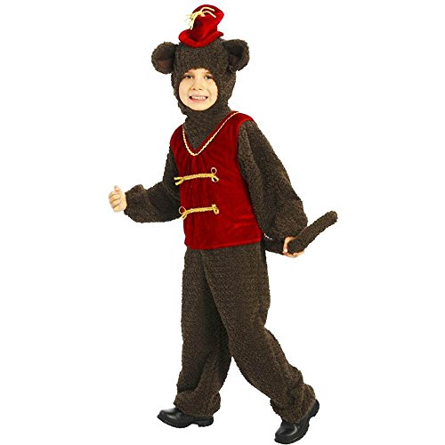 Lil Circus Monkey Toddler Costume
