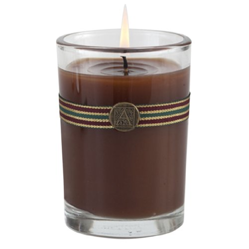 Aromatique 6 Oz Candle in Glass Cinnamon Cider