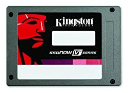 Kingston SSDNow V+Series 128 GB SATA 3GB/s 2.5-Inch Solid State Drive SNVP325-S2/128GB