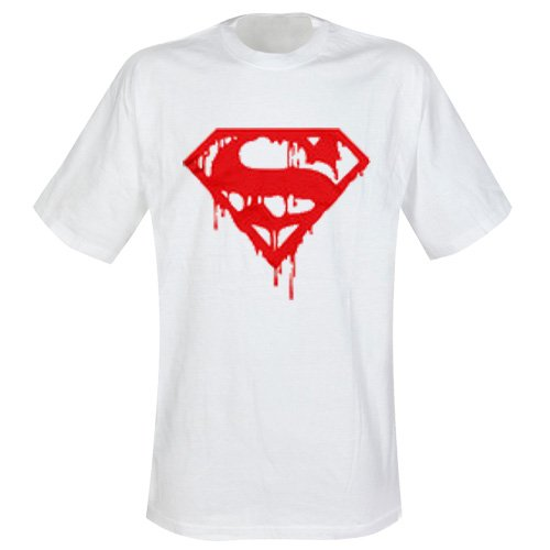 SUPERMAN-DRIPPING LOGO
