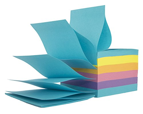 staples-stickies-pop-up-sticky-notes-3x3-6-pads-of-100-sheets-per-pack-assorted-bold-colors