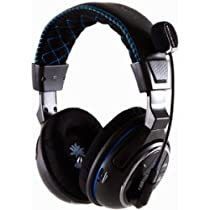 TURTLE BEACH TBS-3290-01 / Premium Wireless Dolby Surround Sound Gaming Headset / (PS3/XBOX)