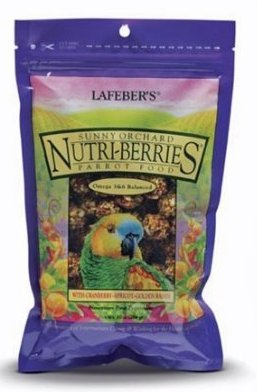 Sunny Orchard Lafeber'S Gourmet Nutri-Berries For Parrots 10 Oz Bag, Pretty, Bird, Food, Nutri Pet Supplies / Shops