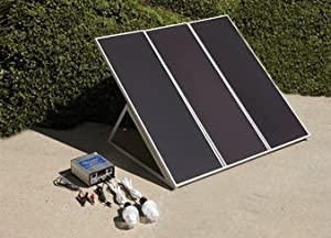 Chicago Electric Power Systems 45 Watt Solar Panel Kit