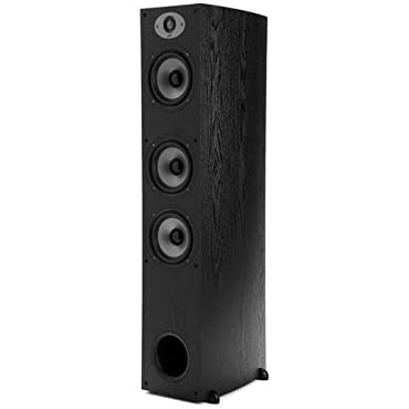 Polk Audio TSx 440T Tower Speaker - Black