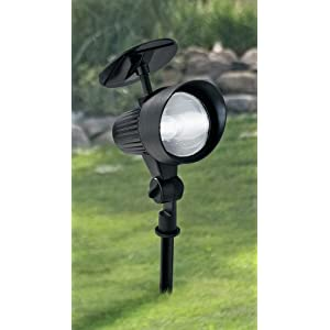 Bell & Howell 7812V - Solar Flood Light by Emson