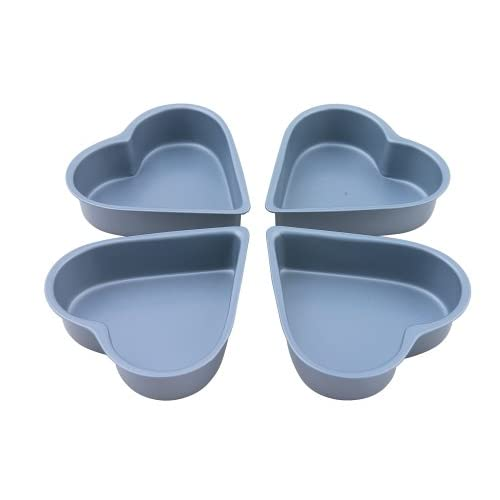 Non-Stick Heart Cake Pans 10cm