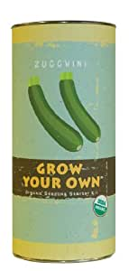 Grow Your Own Zucchini