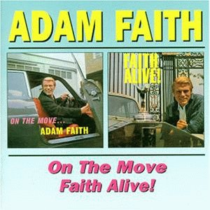 Adam Faith - On the Move - Zortam Music