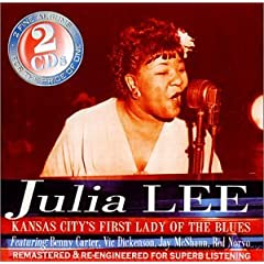 "Featured recording ""Julia Lee   Kansas City's First Lady of the Blues"""