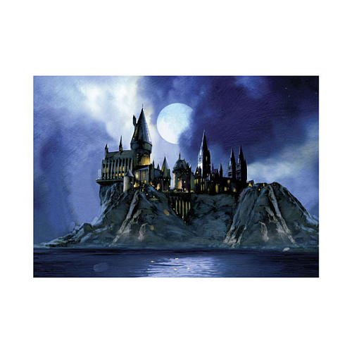 4108WgteCcL Buy  Neca Toys Puzzles   Harry Potter   HOGWARTS CASTLE (1000 pieces)