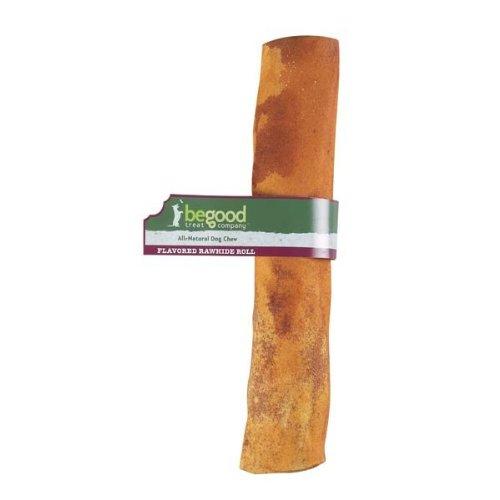 Be Good Dog Rawhide Flavored Retriever Roll Chew,