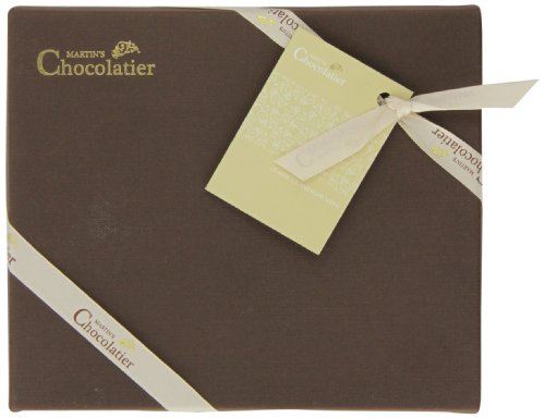 Martins Chocolatier Classic Champagne Selection 12 Chocolate Premium Gift Box