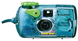 Fujifilm QuickSnap Marine Prêt à photographier 27 poses