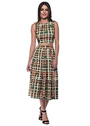 Abstract Chequered Co-Ordinate Set