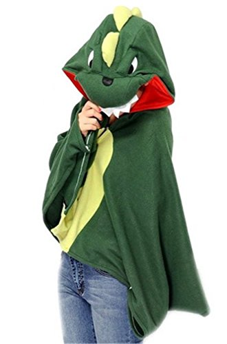 Dreamspell Anime Cosplay Cloak Cute Animals Cloak Halloween Costume