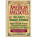 A Treasury of American Anecdotes