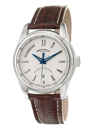 Armand Nicolet M02 Men's Automatic Watch 9641A-AG-P961MR2