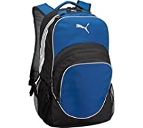 PUMA Teamsport Formation Ball Backpack Sports Bag,Blue