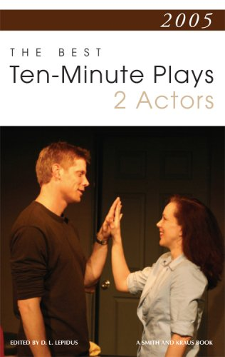 Image for publication on 2005: The Best 10-Minute Plays for 2 Actors