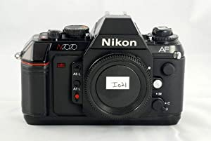 Nikon N2020 auto focus camera (body only, lens is not included)