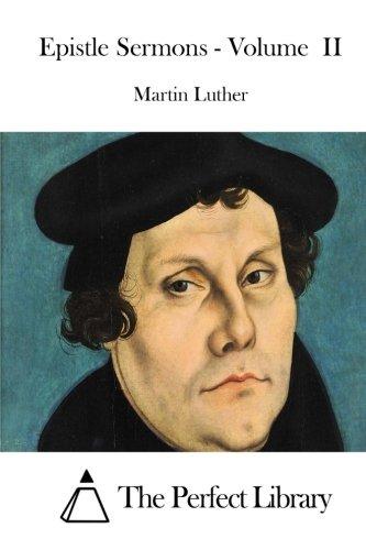 Epistle Sermons - Volume  II