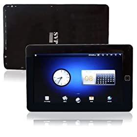 10-Inch Tablet PC with Touch screen and Android 2.2