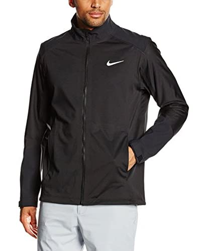 Nike Chaqueta Hyperadapt Storm-Fit Negro