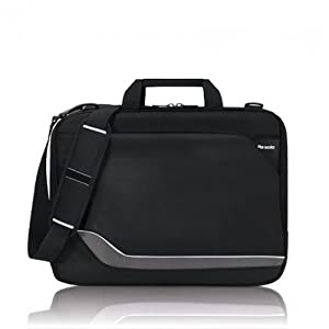 Solo Vector Clamshell Laptop Case, Checkfast Airport Security-Friendly, Holds Laptop up to 17.3 Inches(VTR325-4/28)