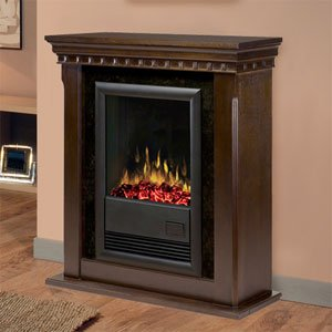 Bravado II Electric Fireplace Finish: Espresso picture B0013JW03M.jpg