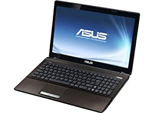 "ASUS K53E-DS31 15.6"" HD Notebook with Intel Core i3 Processor - Mocha"