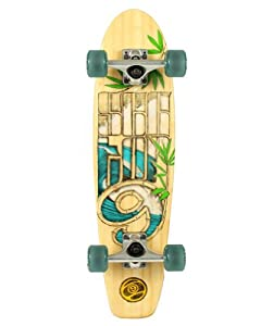 Sector 9 Soup Bowls Bamboo Complete Cruiser 7.3 ~ 7.59 Natural by Sector 9