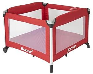 Joovy Room² Portable Playard, Red