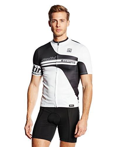 Santini Maglia Ciclismo Fs [Bianco]