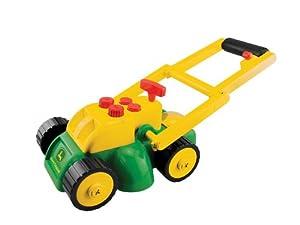 Ertl John Deere Electronic Lawn Mower