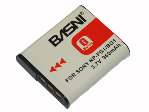Akku Accu Batterie für Sony Cybershot Digicams Digital kamera DSC-H3 DSC-H7 DSC-H9 DSC-H10 DSC-H20 DSC-H50 DSC-N1 DSC-N2 DSC-T100 DSC-T20 DSC-T25 DSC-W30 DSC-W35 DSC-W40 DSC-W50 DSC-W55 DSC-W70 DSC-W80 DSC-W80HDPR DSC-W85 DSC-W90 DSC-W100 DSC-W110 DSC-W120 DSC-W130 DSC-W150 DSC-W170 DSC-W200 DSC-W210 DSC-W215 DSC-W220 DSC-W230 DSC-W270 DSC-W275 DSC-W290 DSC-W300 DSC-WX1 NP-BG1 NP-FG1