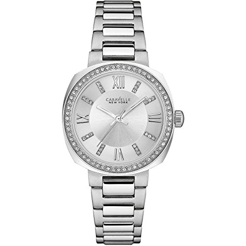 Caravelle New York Ladies Dress Watch 43L195