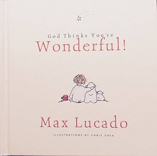 god-thinks-youre-wonderful-hallmark-gift-books-bok-1137
