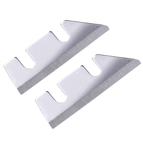 Snow Cone Ice Shaver Machine Replacement Blades: 2 Pack