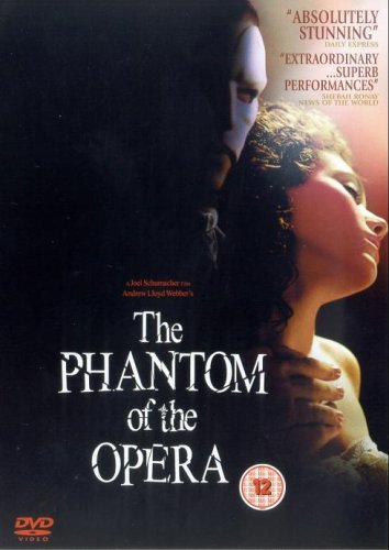 The Phantom of the Opera (2004) [DVD]