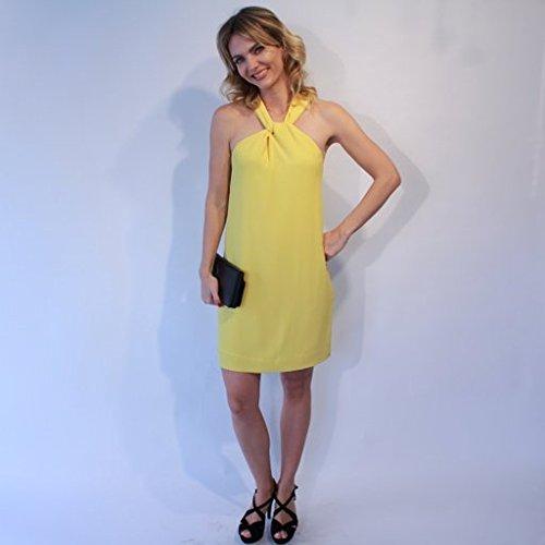 IKKS -  Vestito  - Donna giallo 42