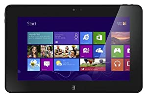 Dell Latitude 10 10.1-inch Tablet PC (Intel Atom Z2760 1.8GHz, 2GB RAM, 64GB SSD, WLAN, WWAN, Bluetooth, Webcam, Integrated Graphics, Windows 8)