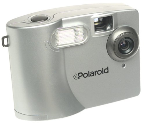 Polaroid Fun Flash 640 0.3MP Digital Camera Kit