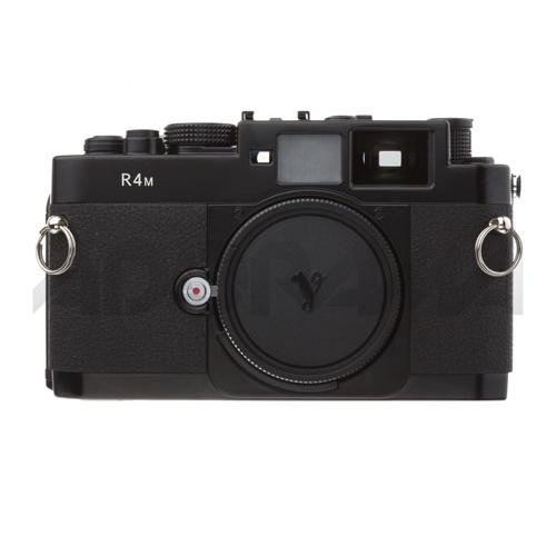 "Buy Voigtlander Bessa R4M Wide Angle 35mm Rangefinder Manual Focus ""M"" Mount Camera Body w..."