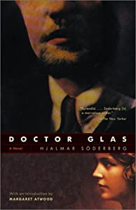 """Cover of """"Doctor Glas: A Novel"""""""